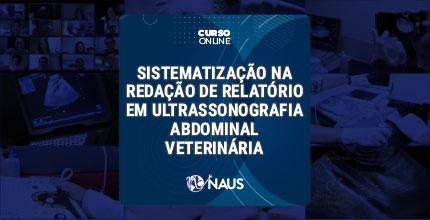 Sistematização na Redação de Relatório em Ultrassonografia Abdominal Veterinária