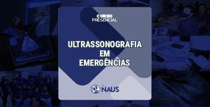 CURSO DE US EMERGÊNCIAS - FAST (Tórax e abdome)